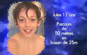 PASS SPORTS DE L'EAU natation course