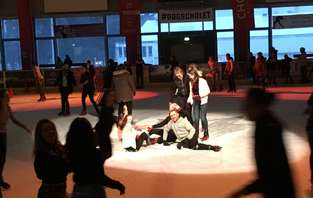 sortie patinoire 2018